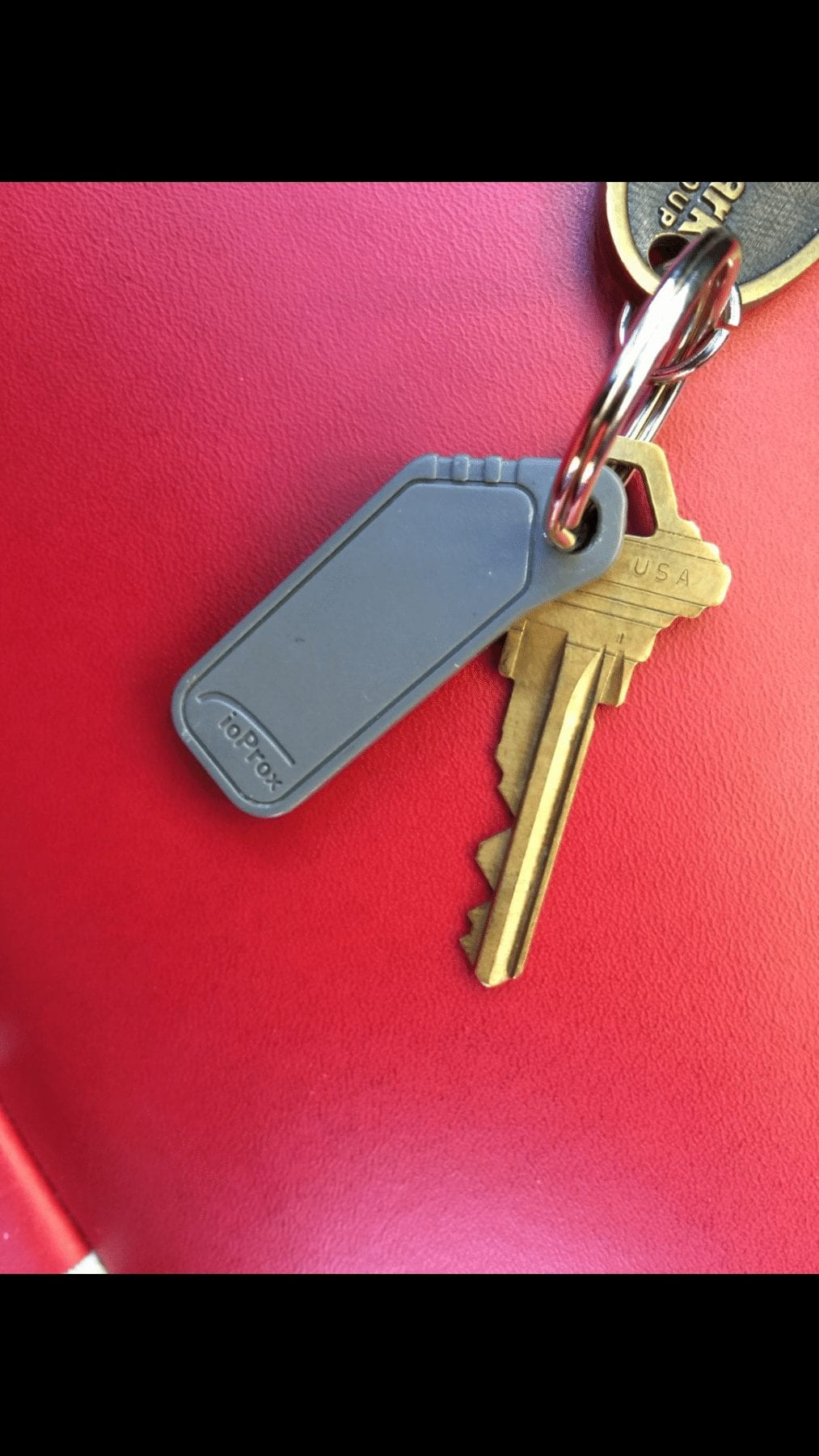 ioprox key fob copy