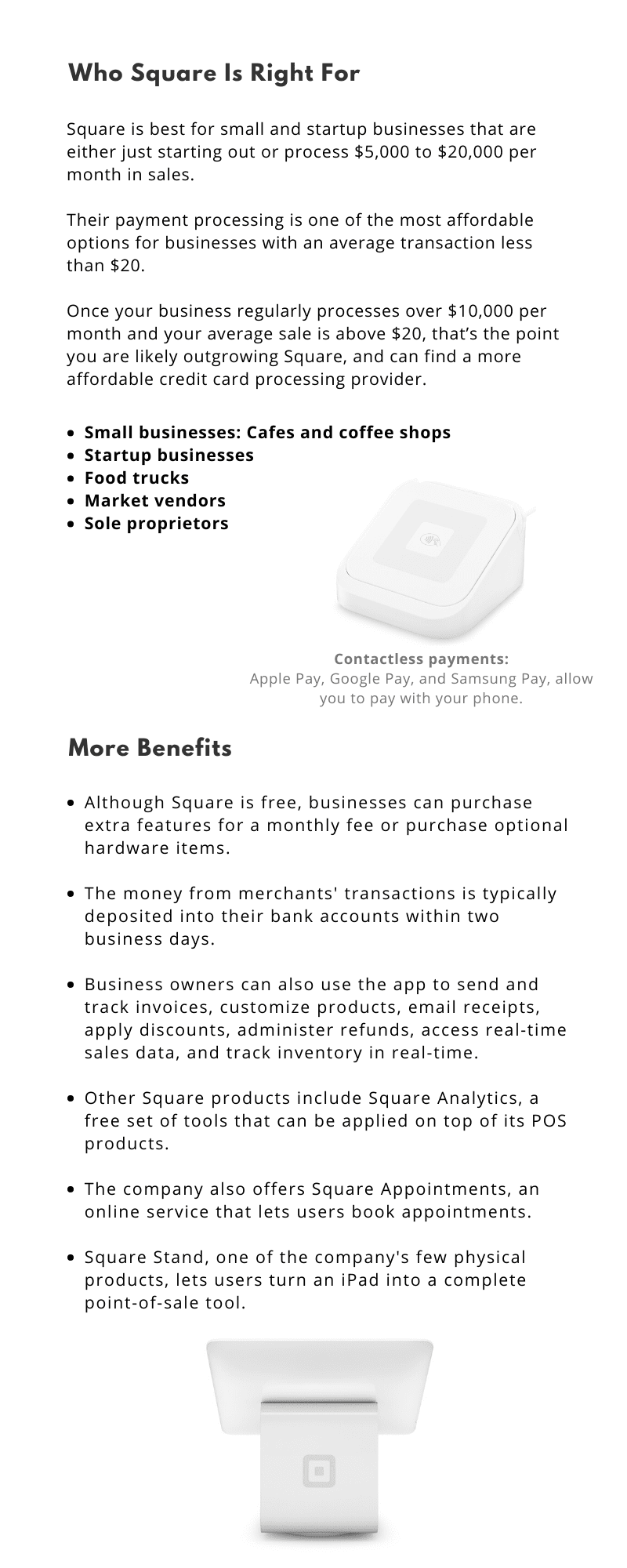 square payment solutions