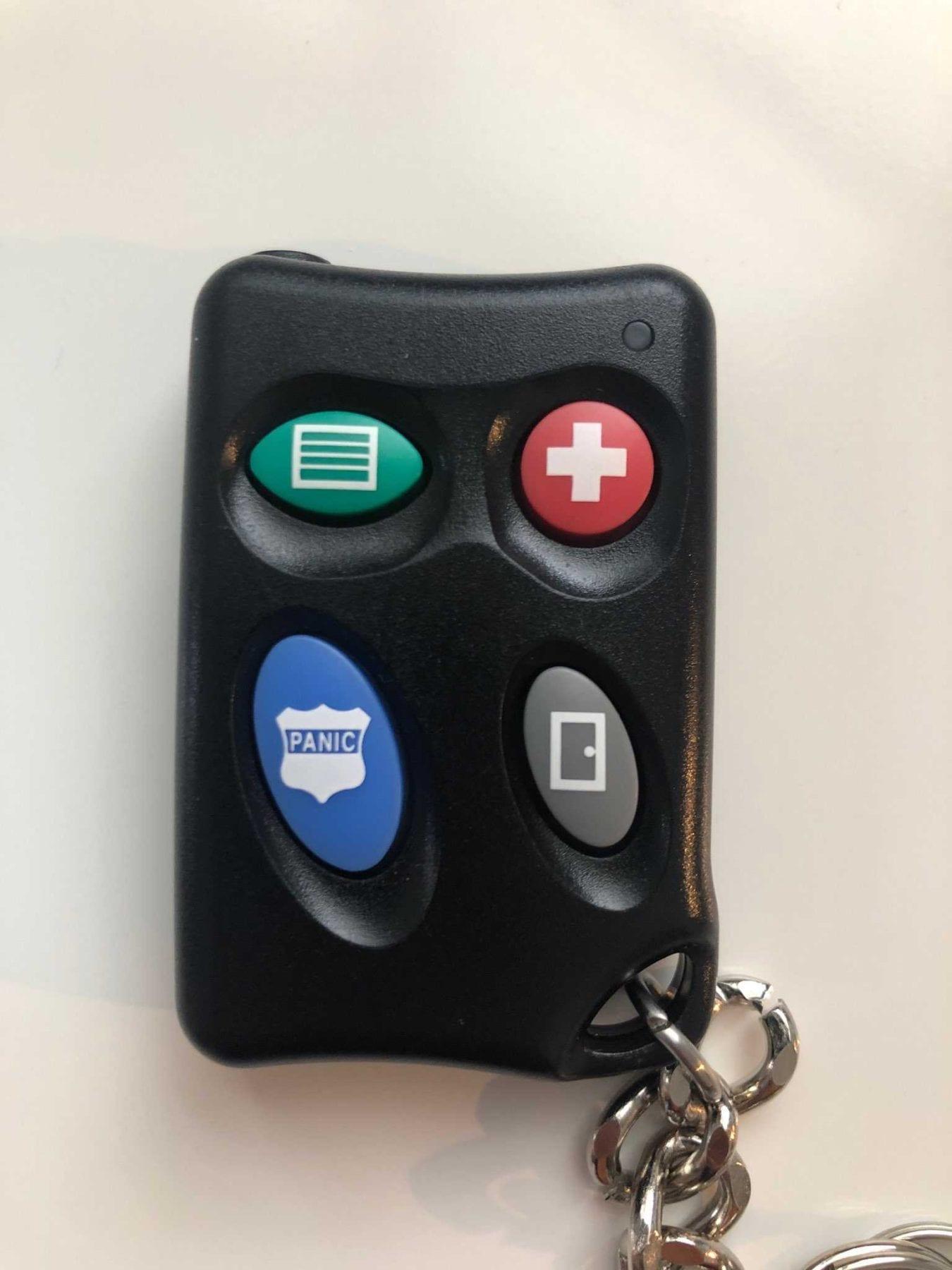 4-Fob KeyScan Shell