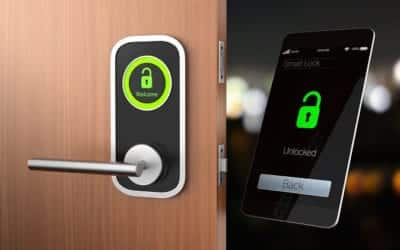 Are Smart Door Locks Safe? : Smart Locks