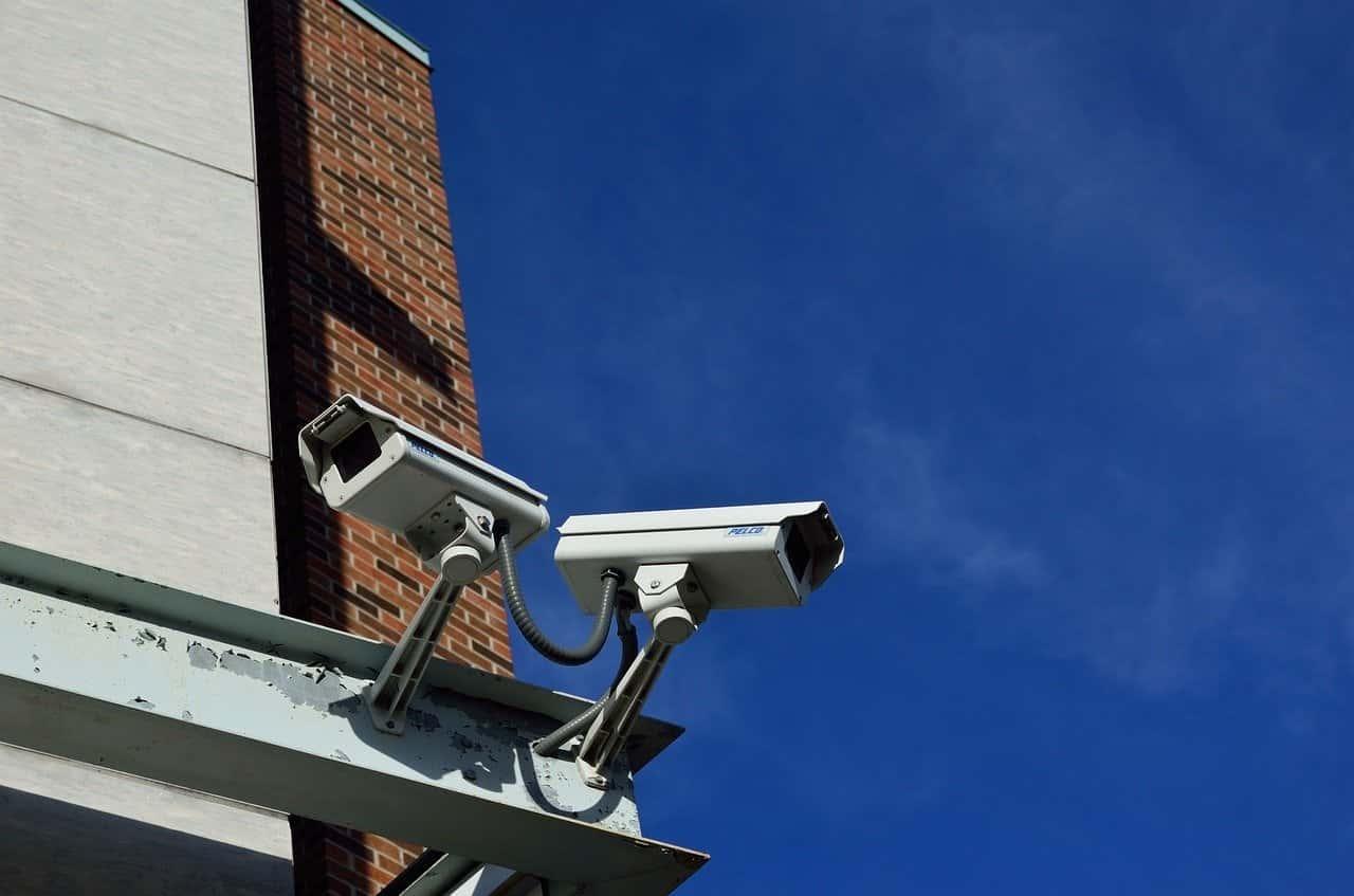 are smart door locks safe, home security camera